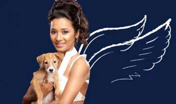 gulaab gang actress tannishtha turns angel for...