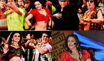 two racy item songs from chaalis chauraasi -...