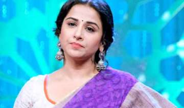 vidya balan is expecting an oscar - India TV