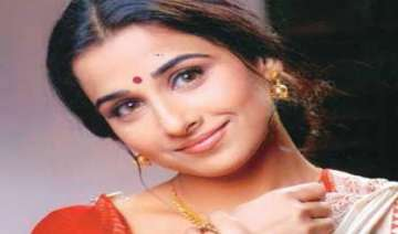 vidya regrets she missed working with rituparno -...