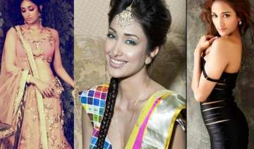 watch personal pics of jiah khan from her album -...