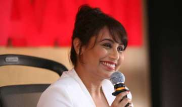 we actors are like beggers rani mukerji - India TV