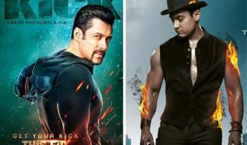 salman khan s kick can beat aamir khan s dhoom 3...