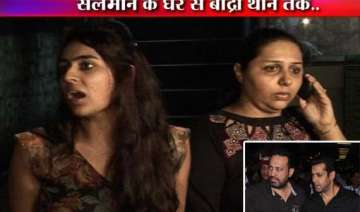 woman gets beaten up for calling salman khan a...