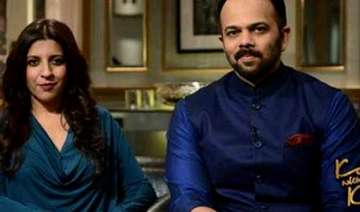 zoya akhtar rohit shetty fight over gift hamper...