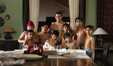 chillar party is best film i have been part of...
