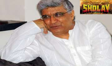 sholay should not be remade says javed akhtar -...