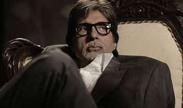 trials of yudh to be watched by big b - India TV