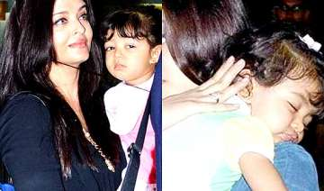 know what makes aaradhya bachchan awake till late...