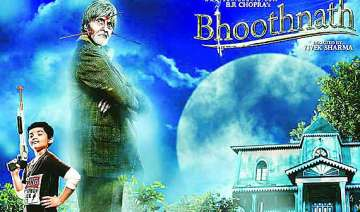 bhoothnath returns shooting over - India TV