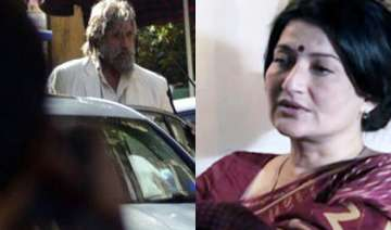big b plays a prank scares sarika and tv crew on...