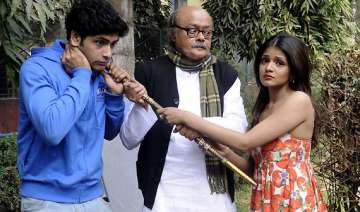 bengali film catches up to latest make up trends...