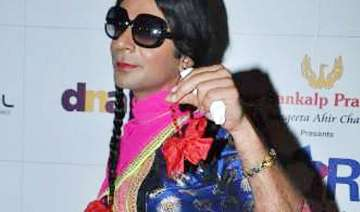 sunil grover aka chutki to do ramp walk in mad in...