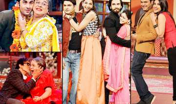comedy nights with kapil completes a year best...