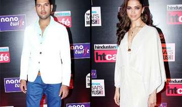 deepika padukone hugs yuvraj singh duo bonds at...