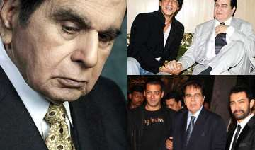 dilip kumar s biography launch bollywood khans to...