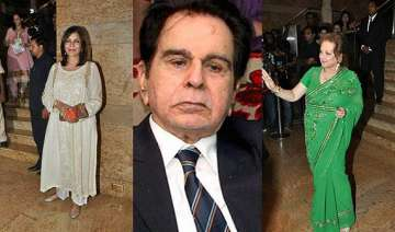cinema icons get together to launch dilip kumar s...