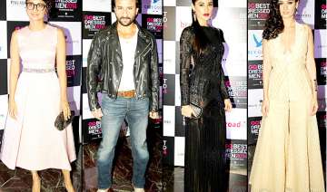 gq india best dressed men party hot nargis evelyn...