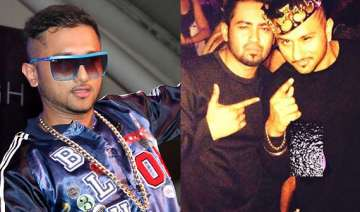 honey singh spotted drunk sings for free at party...