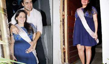 imran khan avantika blessed with a baby girl -...