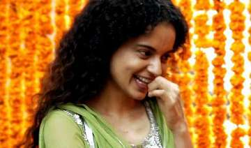 kangana ranaut all praise for her queen character...