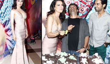kangana back in her sexy avatar at queen s...