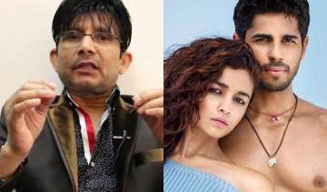 krk passes sleazy comments on alia sidharth...