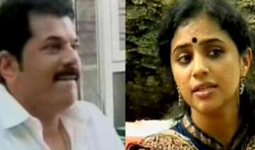 malayalam actor mukesh marries dancer methil...