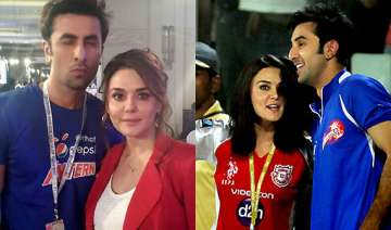 preity a strong woman says ranbir kapoor see pics...