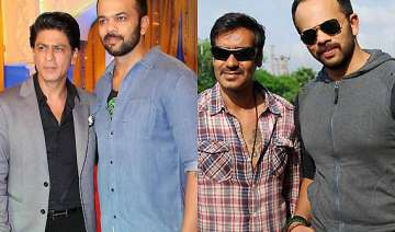 rohit shetty happy working with ajay and shah...