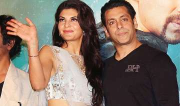 are salman and jacqueline new good friends of...