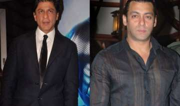is there a cold war going on between shah rukh...