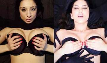 sunny leone in trouble faces rage for copying...