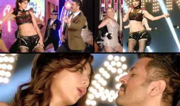 song review dishkiyaaon item song shilpa shetty...