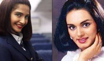 sonam kapoor reacts to crticism by neerja bhanot...