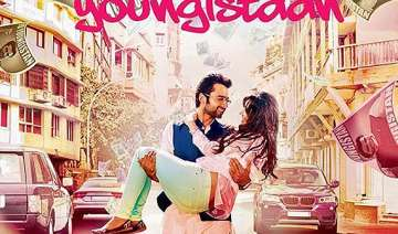 youngistaan movie review a youth centric film...
