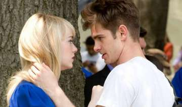 andrew garfield believes emma stone s opinion -...