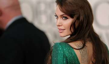 angelina jolie all set for her directorial debut...