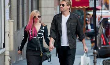 avril lavigne chad kroeger married - India TV