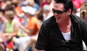 bad boy michael madsen shows his soft side -...