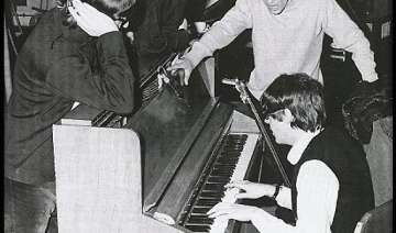 beatles yesterday piano to be auctioned - India TV
