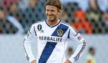 beckham wants to send sons to boarding - India TV