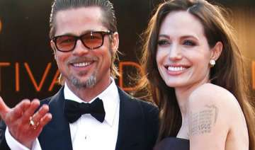 brangelina to wed on ship - India TV
