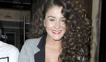 brooke vincent goes retro - India TV