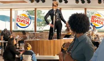 burger king ad with blige stirs criticism - India...