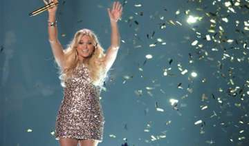 carrie underwood still down to earth - India TV