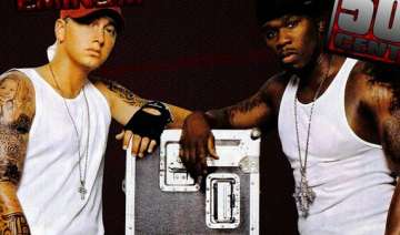 50 cent eager to tour with eminem - India TV