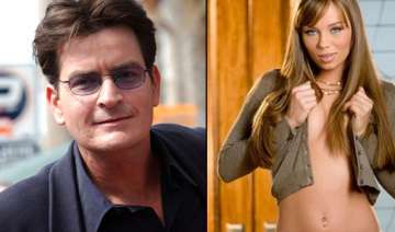charlie sheen in live in with porn star see pics...