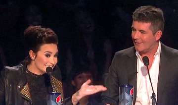 talent shows up in simon s absence demi lovato -...
