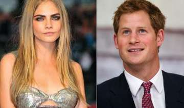 does prince harry fancy cara delevingne - India TV